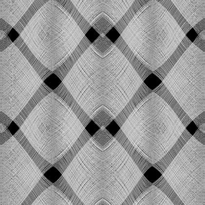 WEAVED, black white