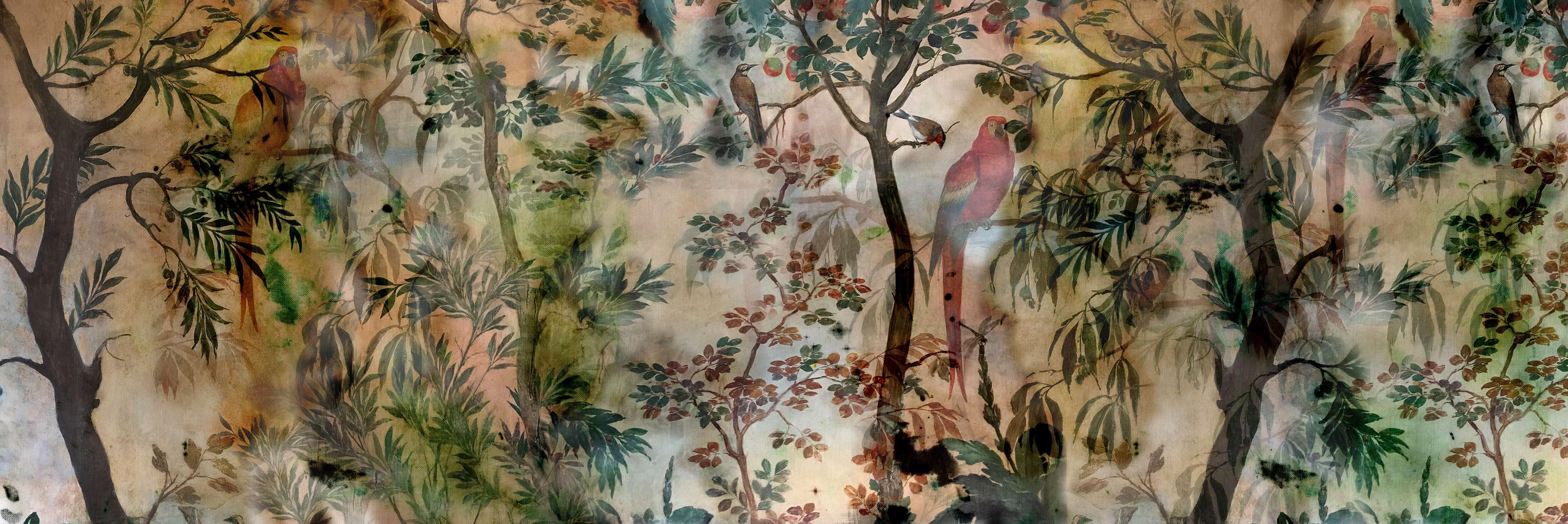 botanic Garden | Muurbloem com