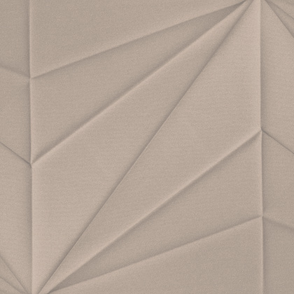 CASUAL folded wallpaper BR